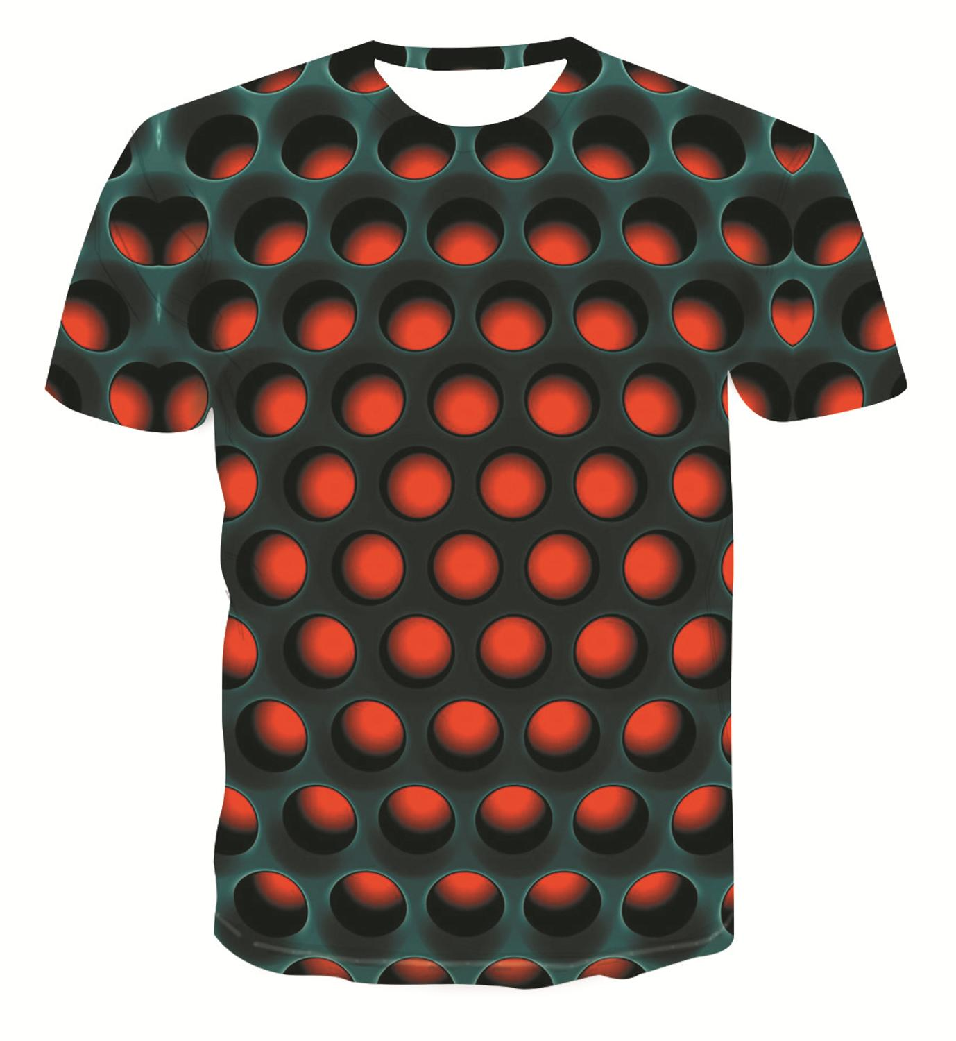 ALI shop ...  ... 32968946937 ... 4 ... 2019 Summer New Men's 3DT Shirt  Fashion T-Shirt Top Cool Plaid Diamond 3D Hip Hop T-Shirt  Brand Men's T-Shirt dropshipping ...