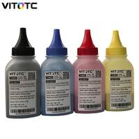 4 цвета Лазерная заправка цветной порошок совместимый для Fuji Xerox DocuPrint CP305 CP305b CP305d CP305EG CM305 CM305df C1110B C1110