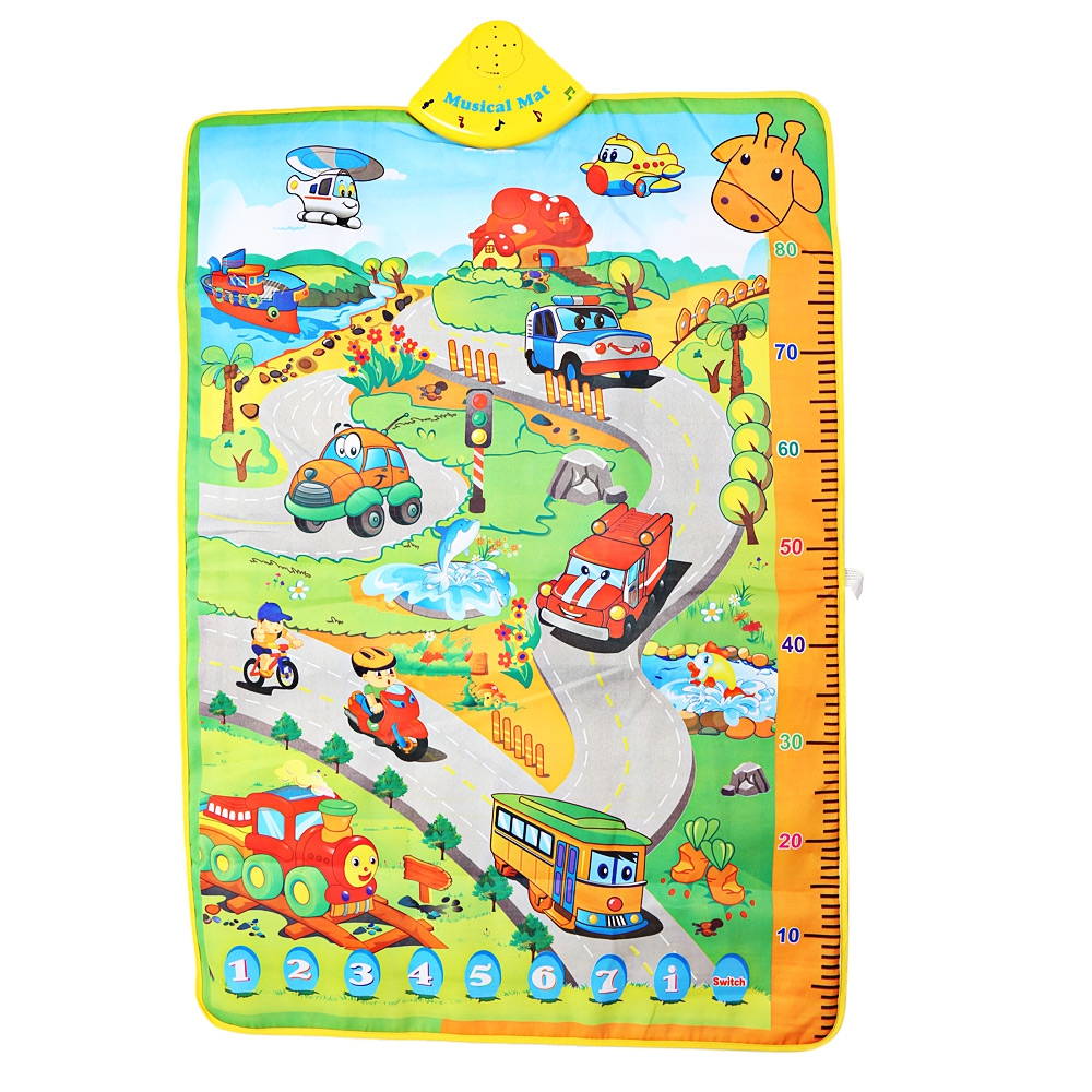 Language Learning Toys : Online buy wholesale toy car mat from china