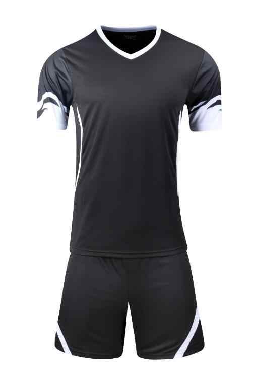 Мужская футболка высокого качества костюм Персонализированная команда на заказ тренировочная футбольная куртка рубашки