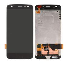 Sinbeda 5.5'' LCD For Motorola Moto Z2 Force LCD Display Touch Screen Digitizer Frame Assembly For Motorola Moto Z2 Force LCD black for motorola moto x style x3 xt1575 xt1572 xt1570 lcd display screen with touch digitizer frame assembly free shipping