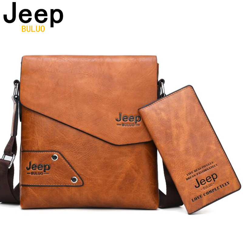 jeep-buluo-man's-messenger-bag-2pcs-sst-hot-sale-new-crossbody-shoulder-bags-for-men-business-casual-high-quality-leather-tote