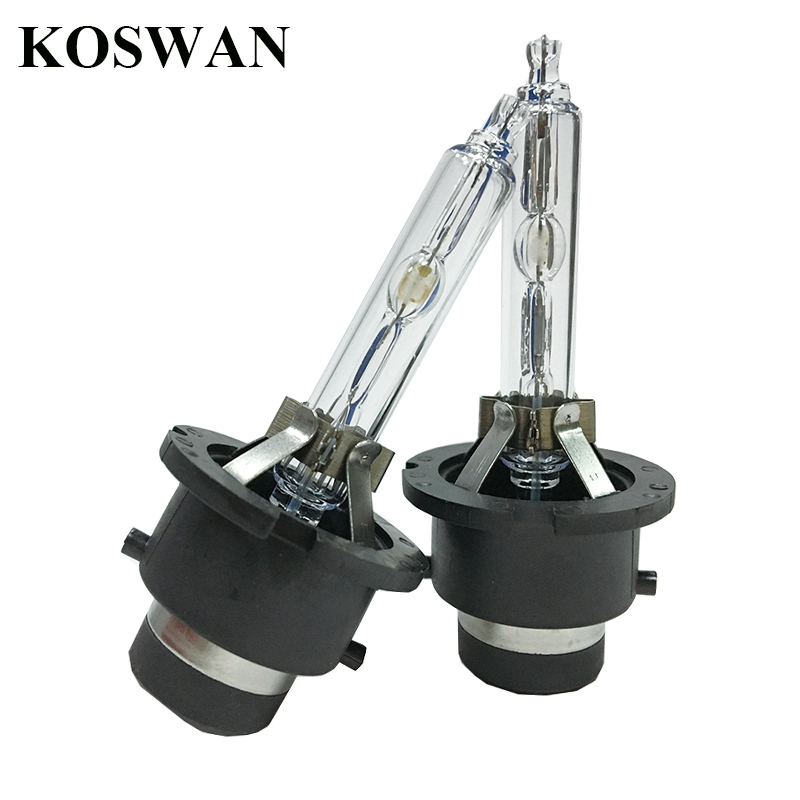 2Pcs Good Quality 12V 35W D4S 4300K 6000K 8000K HID Xenon Bulb Lamp For HID Xenon