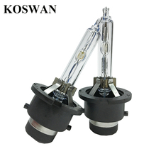 2Pcs Good Quality 12V 35W D4S 4300K 6000K 8000K HID Xenon Bulb Lamp For HID Xenon Replacement Car HID Headlight Bulb