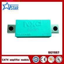 BGY887 New and original  gain amplifier transistor module 25dB    25pcs стоимость