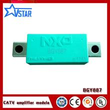 купить BGY887 New and original  gain amplifier transistor module 25dB по цене 10018.21 рублей