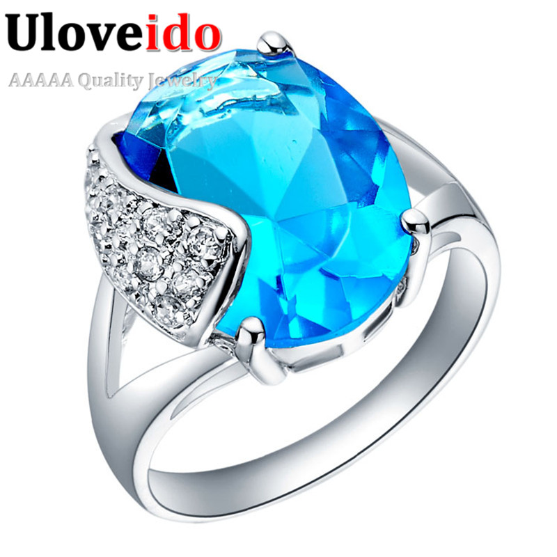 girl wedding rings aliexpress buy engagement rings for women wedding 4498