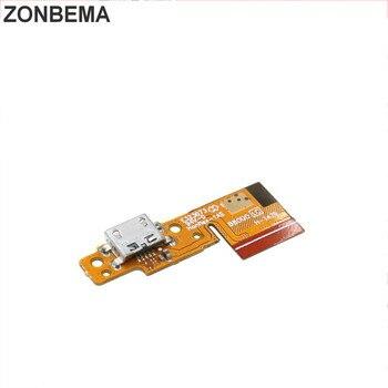 ZONBEMA Новый USB док-станция порт зарядное устройство гибкий кабель плата для Lenovo Tablet Pad Yoga 10 B8000 B8080