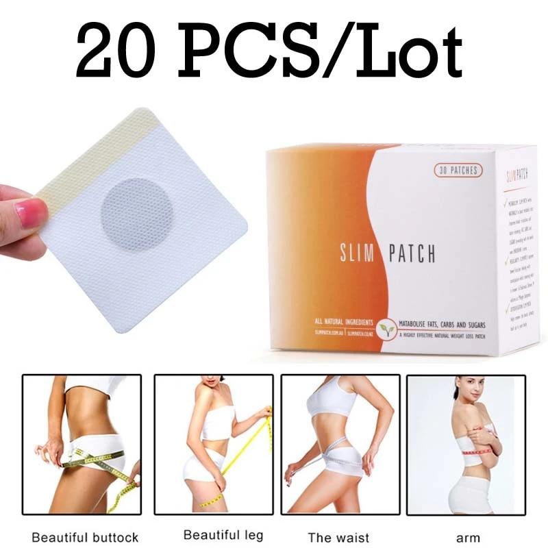 body slimming stickers