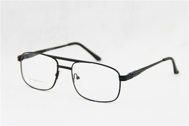 fashion men women metal frame reading glasses clear lens spring hinges reading glasses diopter 10