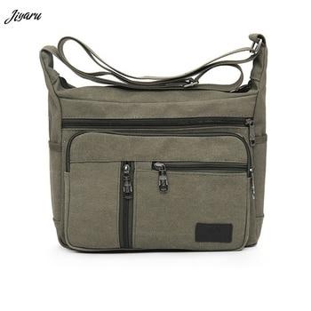 b408adfaf159 Новая распродажа мужские холщовые сумки с одним ремешком Мужские ...