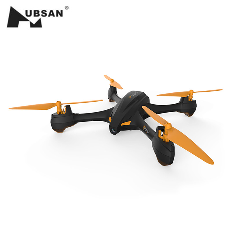 Hubsan H507D Drone Selfie 5.8g FPV GPS Drone Maintien D'altitude Suivre Me Mode RC Quadcopter Hélicoptère RTF Avec 720 p HD Caméra