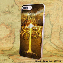 Lord of The Rings clear Case Cover for Apple iPhone