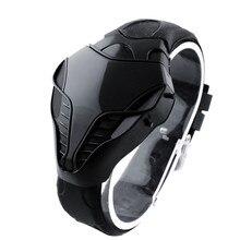 Fashion Leisure Sports LED Watch Men's Digital Watch Silicon