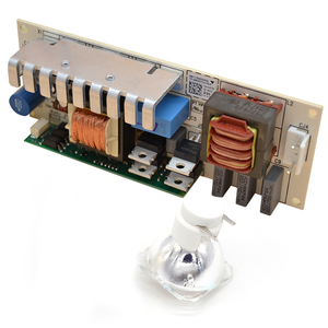 Image 4 - 뜨거운 판매 10R 280W 금속 Halide 램프 이동 빔 램프 280W 전원 공급 장치 배터리 밸러스트