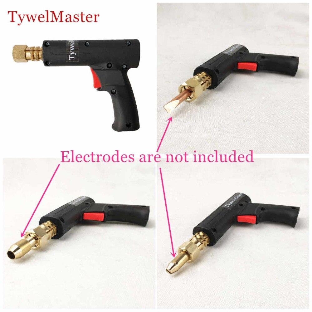 Kit Washer Welding Electrode Tools Gun Spotter Holder Puller Dent Repair 36pcs Spot Hammer Car Body