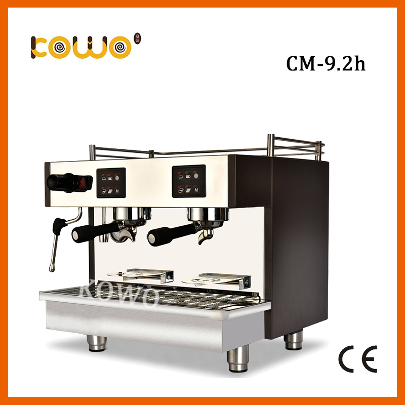240 Cups Electric Commercial Italian Espresso Coffee Maker Machine Semi Automatic for cafe and restaurant professional ce stainless steel electric espresso coffee maker semi automatic 5 10 cups italian coffee machine with milk frother