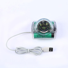 купить IP68 Explosion-proof Light LED Lion Battery Capacit 6200mA with Charger Miner Lamp Mining Headlamp 20000Lux Fishing Lamp дешево