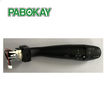 Steering Column Indicator Switch Stalk Turn Signal Headlight For Peugeot 307 with Auto Function