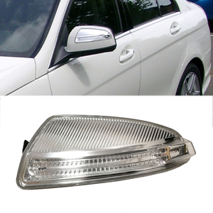 Image 2 - For Mercedes W204 C250 C300 C350 C63 Door Mirror Turn Signal Yellow Light A2048200821