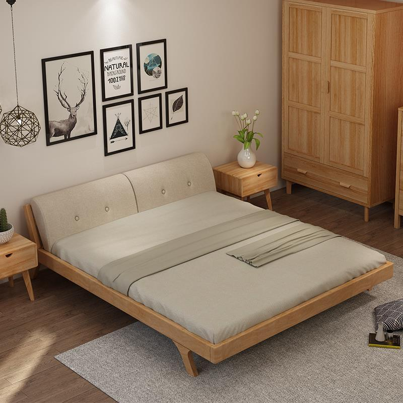 Moderne Dreifachfalz Gast Bett Mit Waschbar Abdeckung Schlafzimmer Möbel  Einzelne Futon Bett Japanischen Stil Boden Sofa