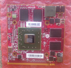 For Acer Aspire 4920G 5530 5720G 5920G 7520G For ATI Mobility Radeon HD4570 216-0707009 DDR2 512MB Laptop Graphics Video Card(China)