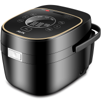 220V Household Intelligent Electric Rice Cooker 3L Touch Screen Multifunctional Non stick IH Heating Rice Cooker EU/AU/UK/US