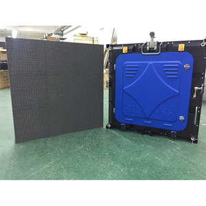 Image 3 - Easy Installation P6mm 576x576mm Die Casting Aluminum Cabinet Indoor Led Display Panel, Led Video Wall, Full Color Led Screen