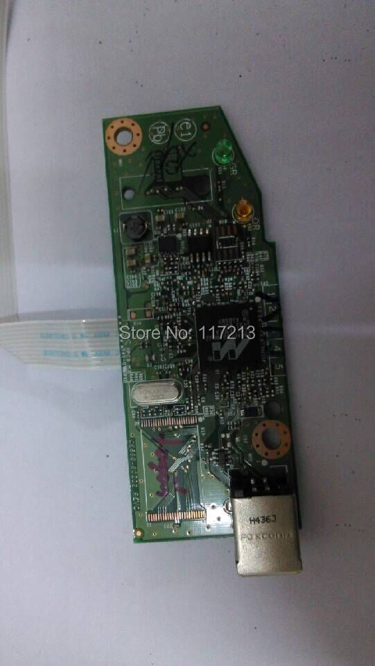 New Original laser jet CE668-60001 RM1-7600-000CN for HP laserjet P1102 P1106 P1108 P1007  formatter board Printer parts on sale free shipping new original laser jet for hp5000 5100 pressure roller rb2 1919 000 rb2 1919 printer part on sale