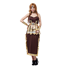 Adult Women Sexy Ancient Roman Greek Spartan Female Warrior Cosplay Costume Halloween Purim Masquerade Mardi Gras Party Dress polyresin ancient greek roman warrior armor model creative home decration aircraft gift
