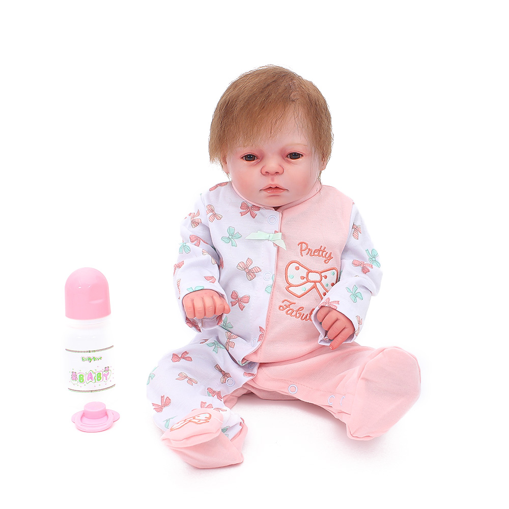 Baby Dolls Vip Us 161 99 19 Off Exquite Silicon Bebe Reborn Dolls 20
