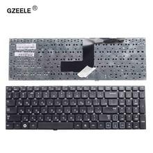 GZEELE rosyjska klawiatura dla Samsung RC530 RV509 NP RV511 RV513 RV515 RV518 RV520 NP RV520 RC520 RC512 RU klawiaturze laptopa czarny