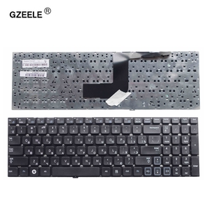 Image 1 - GZEELE teclado ruso para ordenador portátil, teclado negro para Samsung RC530, RV509, NP RV511, RV513, RV515, RV518, RV520, NP RV520, RC520, RC512 RU