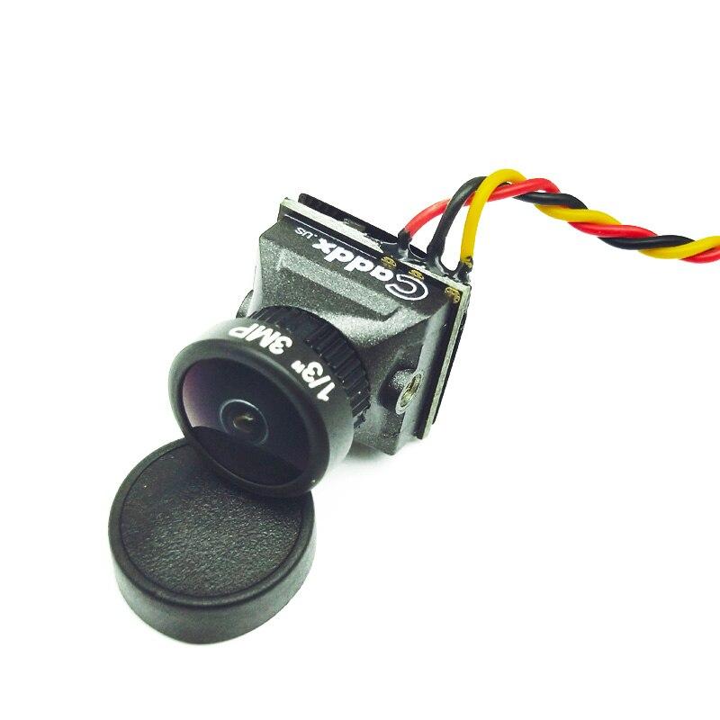 FPV Camera Caddx Turbo EOS2 1200TVL 2.1mm 1/3 CMOS 16:9 4:3 Mini FPV Camera Micro Cam NTSC/PAL For RC Drone FPV Dron