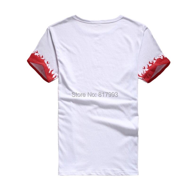 Unicórnio bonito Naruto camiseta t shirt das mulheres dos homens de algodão  casuais roupas anime cosplay verão camiseta Tops   T em Camisetas de Dos  homens ... 06515434eed36