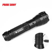 Bicycle Light With 3 Mod Cycling Bike Head Front Light G700 Zoomable CREE XM-L Q5 LED Flashlight Torch Zoom Lamp Light  Jan 19