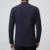 5XL Ropa de Algodón Camisa de los Hombres Nuevo 2016 Collar Del Soporte Ocasional Camisa Masculina Slim Fit Camisas Para Hombre Camisa de Manga Larga Hombre
