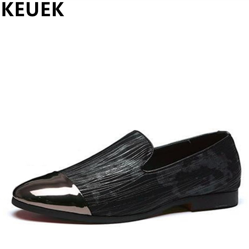 Fashion Slip-On Flats High quality Breathable Summer Men Loafers Big size Boat shoes Youth personalise popular shoes 3A men casual shoes big size genuine leather breathable loafers male slip on flats driving shoes outdoor boat shoes 3a