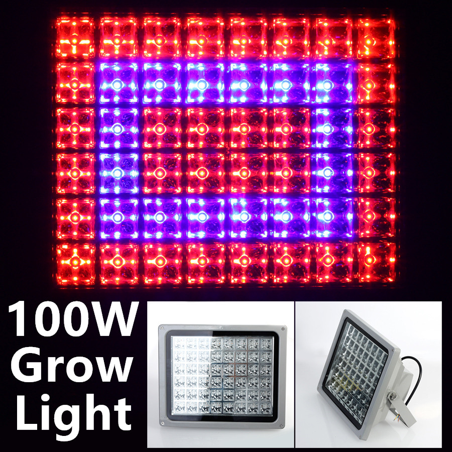 10pcs 100w full spectrum led flood grow lights hydroponic systems grow lamp for medical plant. Black Bedroom Furniture Sets. Home Design Ideas