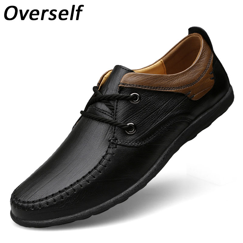 2017 New Handmade Men Formal Shoes Genuine Leather Luxury Brand Men's Dress Shoes High Quality Breathable Mens Shoes Brown Black top quality crocodile grain black oxfords mens dress shoes genuine leather business shoes mens formal wedding shoes