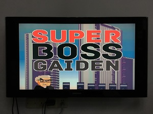 Image 2 - כרטיסי משחק: סופר בוס GAIDEN (יפני NTSC גרסה!!)