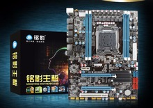 New mainboard X79 desktop motherboard for LGA 2011 DDR3 64GB Solid-state materials support ECC server memory motherboard