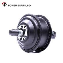 Motor elétrico para bicicleta, motor de roda traseira de 36v, 350w, sem escova, bicicleta elétrica, Dgw07 md hub, motor para bicicleta elétrica