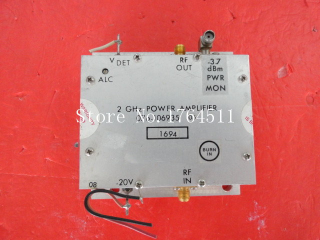 BELLA HARRIS 076 106935 2GHz 20V SMA amplifier