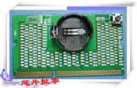 1pcs/lot Laptop motherboard DDR3 memory test card light notebook DDR3 tester with light so there