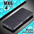 Meizu mx6 кожаный чехол роскошные водный куб pu флип чехол для Meizu mx6 телефон дело чехол 4 стиль mx6 Meizu mx 6 случае крышка