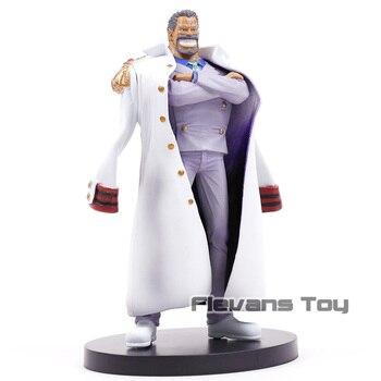 Figura de Monkey D. Garp de One Piece (18cm) Figuras de One Piece Merchandising de One Piece