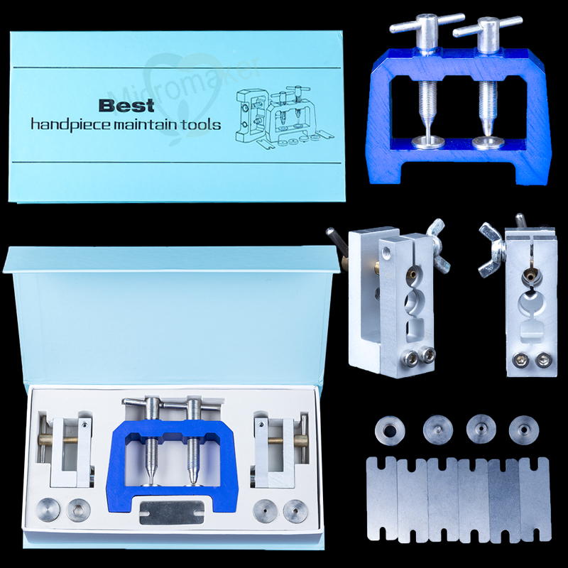 Dental New Type Hand Piece Maintain Tools Cartridge Repair Kit Bearing Romover Dental Repair Tool