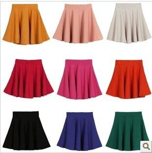 Short Cotton Skirts