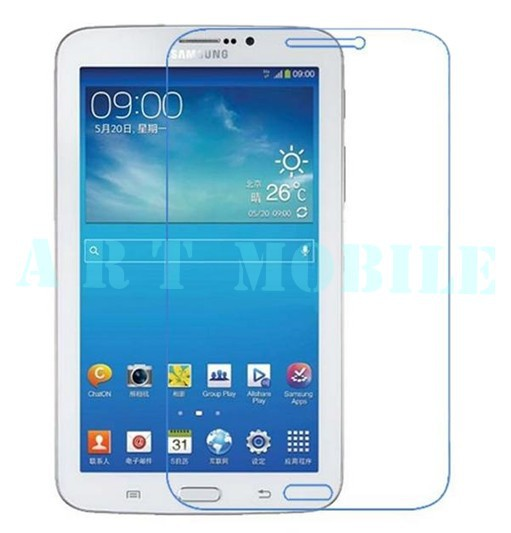 New 5x CLEAR <font><b>LCD</b></font> Screen Protector Guard Cover Film for <font><b>Samsung</b></font> Galaxy Tab 3 7.0 T210 <font><b>T211</b></font> image